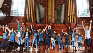 St Paul's Girls' School - школа традиционно добивающаяся блестящих результатов экзаменов