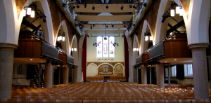 Godolphin and Latymer's theatre