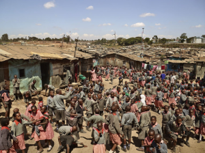 Академия Valley View, Mathare, Найроби 2011