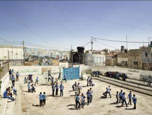 Aida Boys's School, Bethlehem 2013
