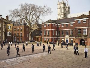 Westminster School, Лондон 2010