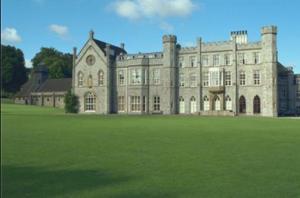 Wycombe Abbey - красивая и обширная территория на 150 акрах