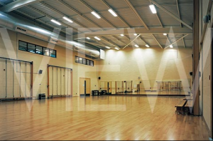 Гимнастическая и танцевальная студия в Wycombe Abbey