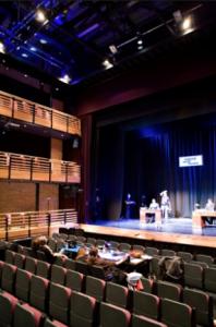 Alleyn's School - театр на 350 мест, построенный в 2009 году