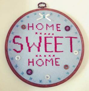 Via luulla.com Home sweet home