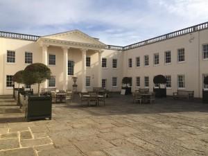 основное здание Harrodian School