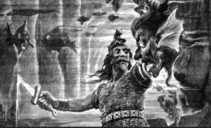 Англо-саксонцы, кельты и норвеги