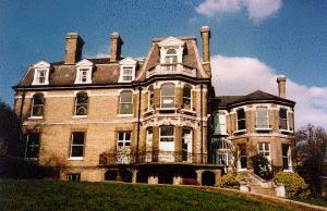 Channing School - здание младшей школы